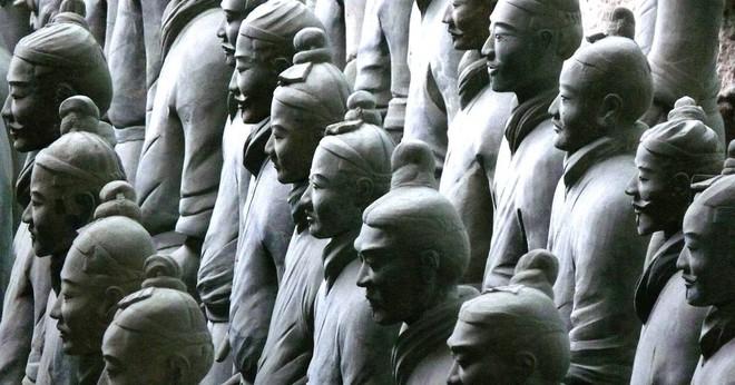 """Bí ẩn những cái bẫy """"chết người"""" trong lăng mộ hơn 2000 năm của Tần Thủy Hoàng - Ảnh 2."""