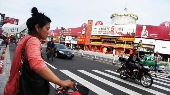 Công ty Trung Quốc để lộ tin đang xây trại tị nạn gần Triều Tiên - Ảnh 1.