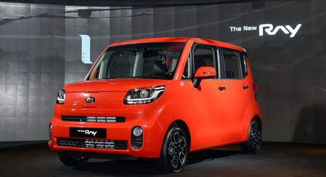 Kia trình làng ô tô gia đình 5 chỗ mới giá chỉ 250 triệu đồng - Ảnh 1.
