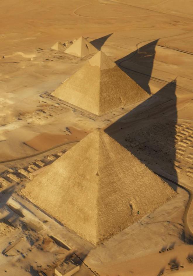 Các nhà khoa học chế tạo robot thám hiểm căn phòng bí ẩn trong kim tự tháp Giza 4.500 tuổi - Ảnh 7.