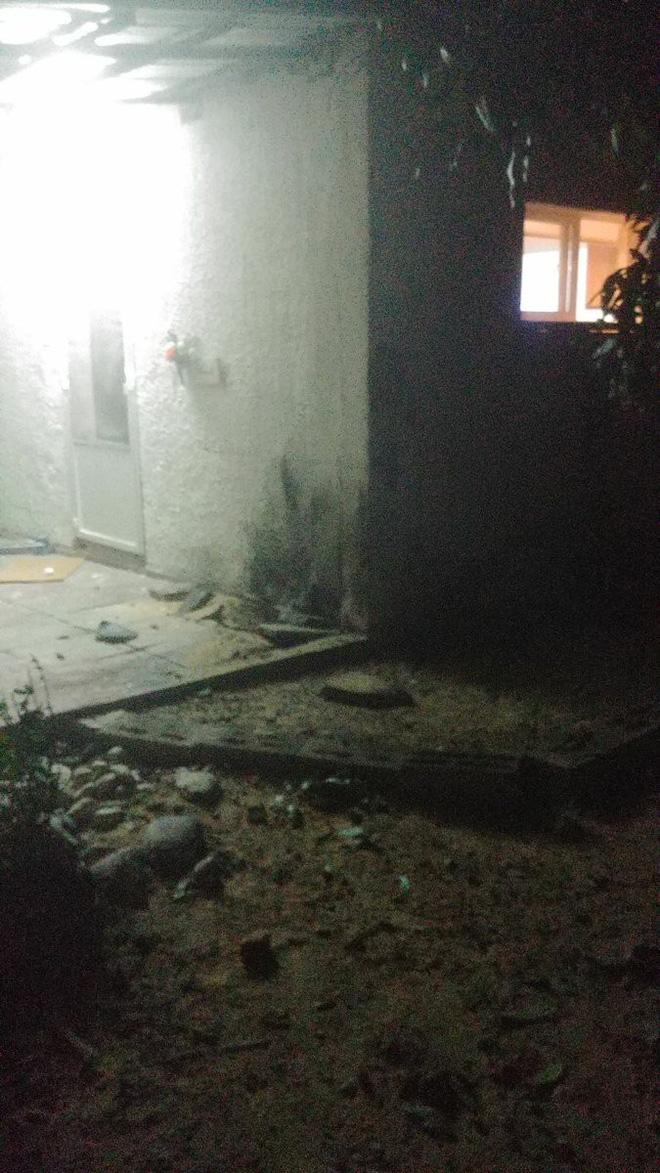 Bị trúng tên lửa, Israel điều phi cơ giáng lửa giận hủy diệt 6 mục tiêu Hamas - Ảnh 1.
