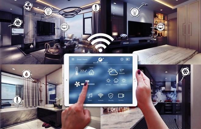 Áp dụng công nghệ 4.0 - Đã qua rồi thời mua nhà chỉ để ở - Ảnh 1.