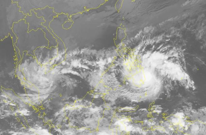 """Cơ quan khí tượng hàng đầu Mỹ cảnh báo về cơn bão """"cực hiếm"""" hướng vào Việt Nam - Ảnh 5."""