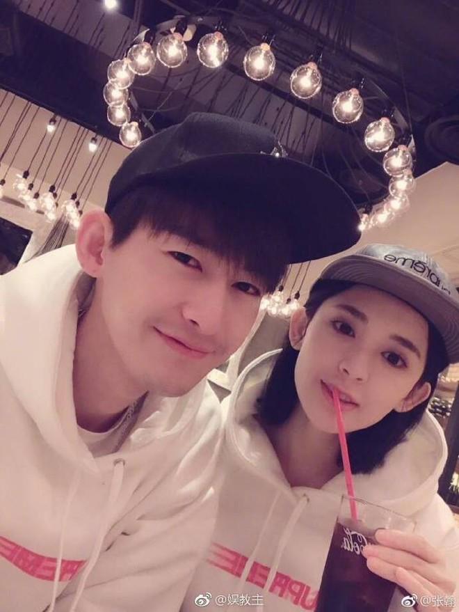 HOT: Trương Hàn - Cổ Lực Na Trát bất ngờ thông báo chia tay sau 3 năm hẹn hò - Ảnh 1.