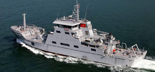 Có bao nhiêu tàu hiện đại của HQVN đã được vinh dự được đặt tên danh nhân, danh tướng? - Ảnh 5.