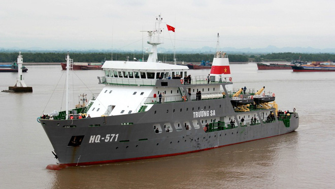 Có bao nhiêu tàu hiện đại của HQVN đã được vinh dự được đặt tên danh nhân, danh tướng? - Ảnh 6.