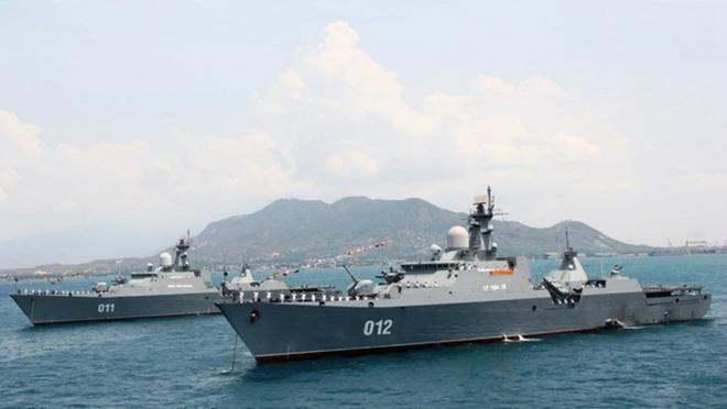 Có bao nhiêu tàu hiện đại của HQVN đã được vinh dự được đặt tên danh nhân, danh tướng? - Ảnh 3.