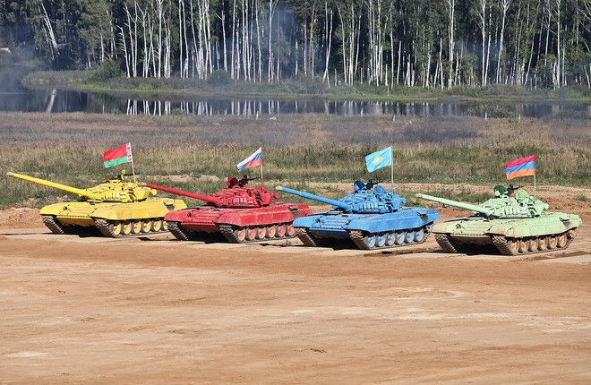 Việt Nam sẽ không vận đưa xe tăng T-90S đi thi giải Tank Biathlon ở Nga? - Ảnh 2.