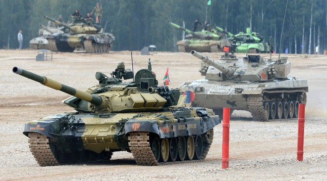 Việt Nam sẽ không vận đưa xe tăng T-90S đi thi giải Tank Biathlon ở Nga? - Ảnh 3.