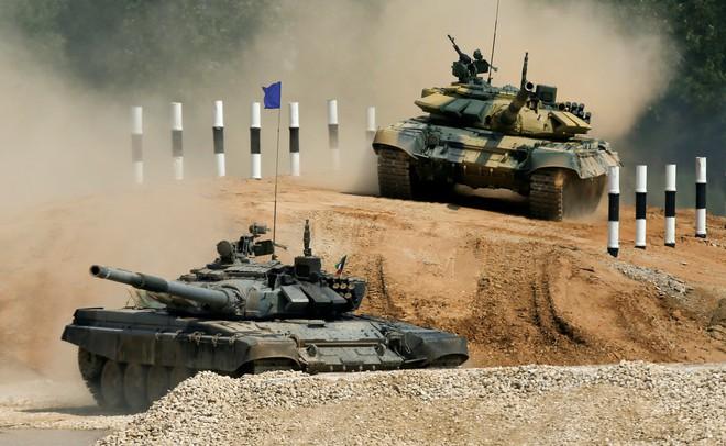 Việt Nam sẽ không vận đưa xe tăng T-90S đi thi giải Tank Biathlon ở Nga? - Ảnh 1.