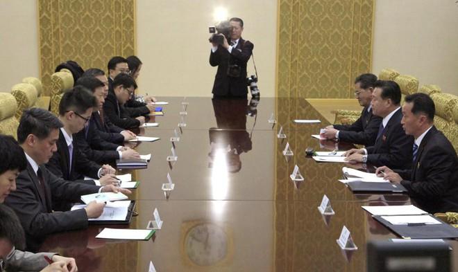 Quy luật thú vị khiến tam giác Trung-Hàn-Triều dù băng giá đến đâu cũng phải ấm lại - Ảnh 1.