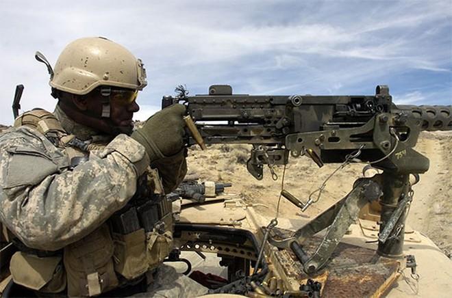 Ảnh: Đặc nhiệm Mỹ thực hành tác chiến cùng các loại vũ khí hiện đại - Ảnh 11.