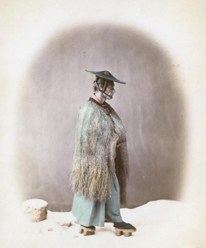 Cuộc sống Nhật Bản xưa qua những bức ảnh màu - Ảnh 12.