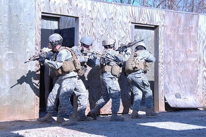Ảnh: Đặc nhiệm Mỹ thực hành tác chiến cùng các loại vũ khí hiện đại - Ảnh 14.