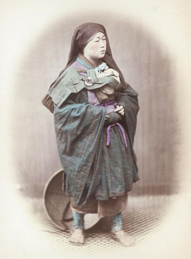 Cuộc sống Nhật Bản xưa qua những bức ảnh màu - Ảnh 15.