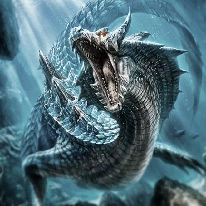 Thủy quái khổng lồ nhất dưới biển Scotland: Xơi tái 7 con cá voi cùng lúc!  - Ảnh 3.