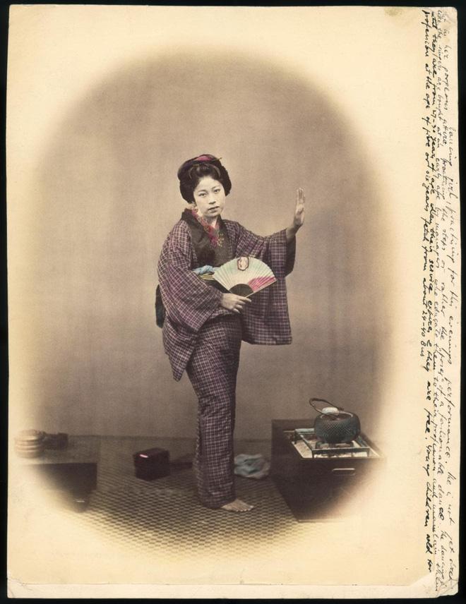 Cuộc sống Nhật Bản xưa qua những bức ảnh màu - Ảnh 18.