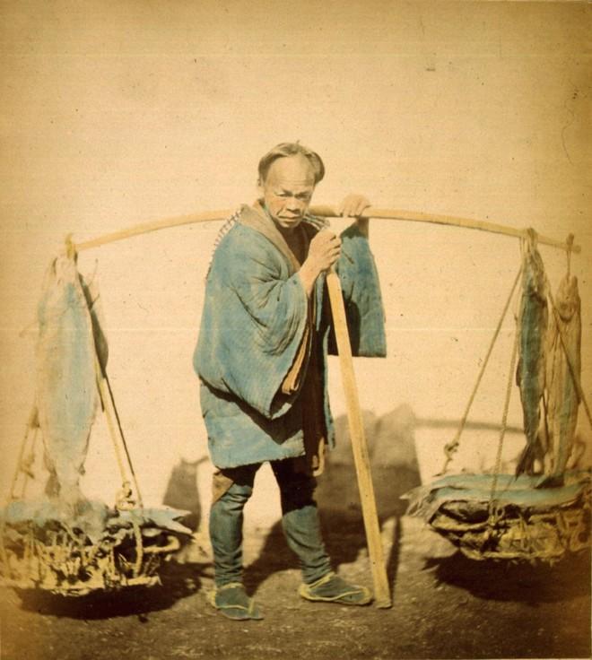 Cuộc sống Nhật Bản xưa qua những bức ảnh màu - Ảnh 19.