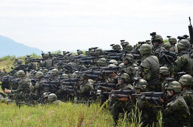 Ảnh hiếm đặc nhiệm Triều Tiên tập trận đổ bộ chiếm đảo - Ảnh 20.