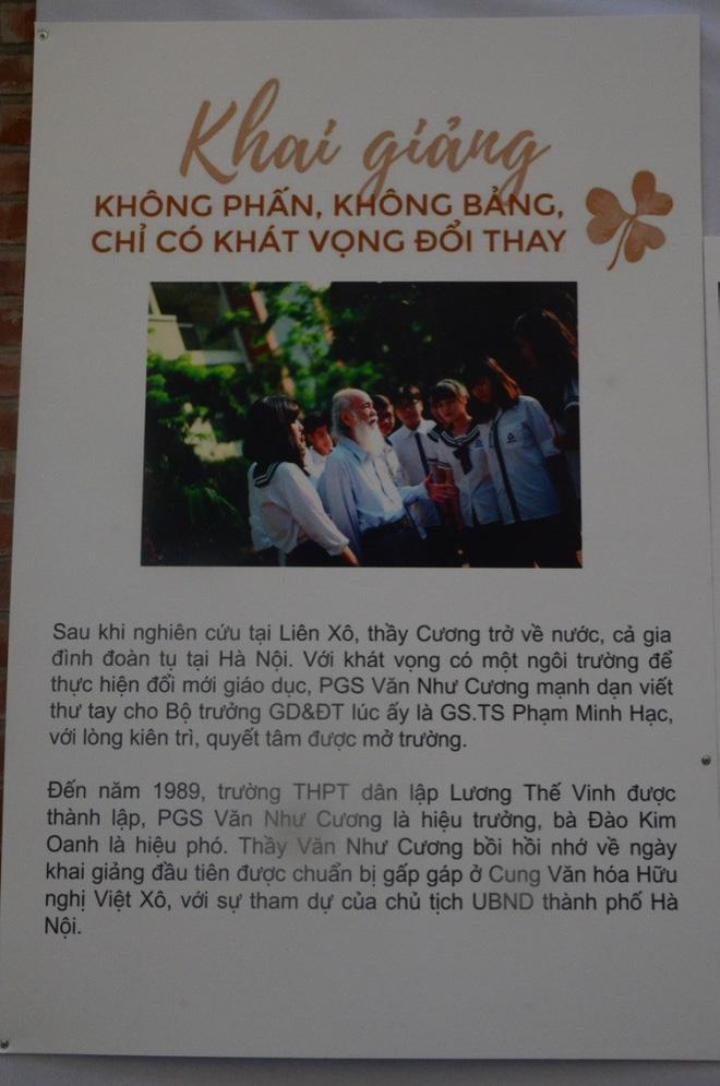 """Hàng vạn hạc giấy """"yêu thương"""" và lễ tri ân đầy dấu ấn về thầy Văn Như Cương - Ảnh 20."""