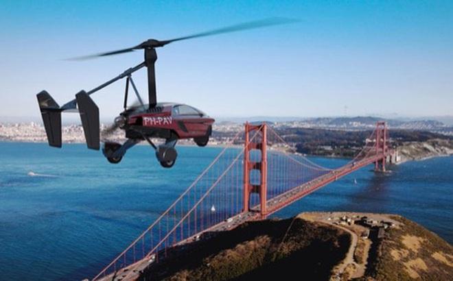 Xe bay đầu tiên trên thế giới có giá tương đương 9 tỷ đồng