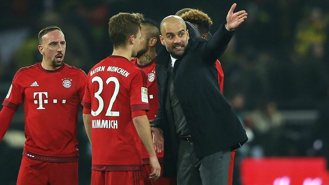 Bayern bị loại đau: Pep đã tiếp tay cho trọng tài như thế nào? - Ảnh 3.