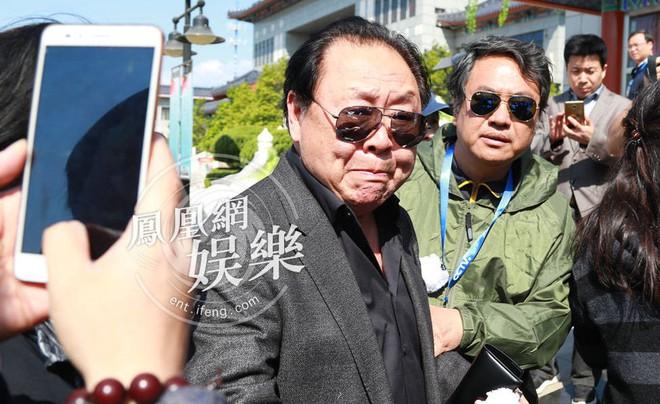 Dàn sao Tây du ký 1986 đau buồn đưa tang đạo diễn Dương Khiết - Ảnh 4.