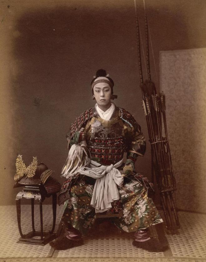Cuộc sống Nhật Bản xưa qua những bức ảnh màu - Ảnh 3.