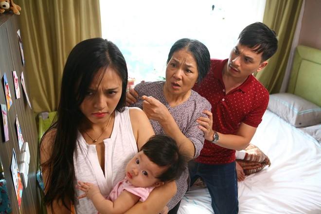 Diễn viên Bảo Thanh bị tai nạn nghiêm trọng trong lúc quay phim - Ảnh 3.