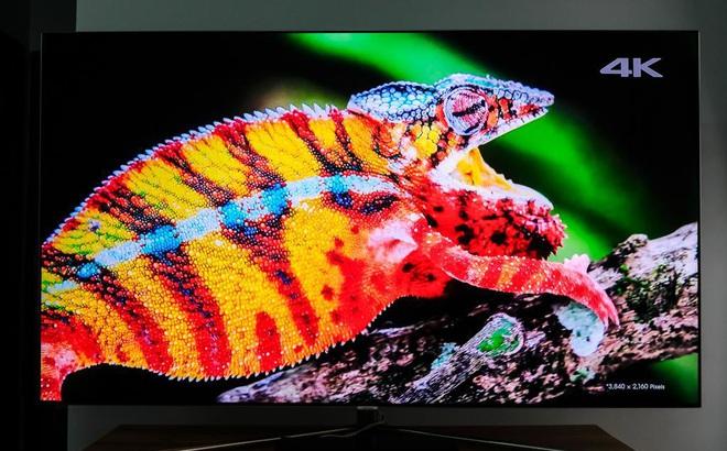 Nhìn vào những bằng chứng dưới đây, bạn sẽ thấy dù ở góc độ nào, TV QLED cũng thể hiện chính xác màu sắc phim