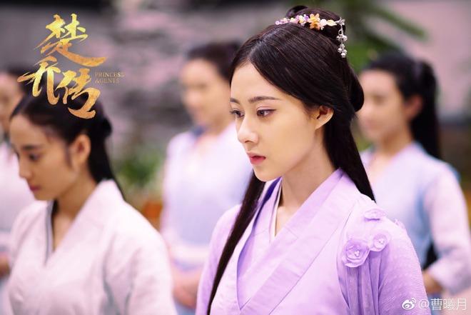 Nhan sắc xinh đẹp của ác nữ chuyên hãm hại Triệu Lệ Dĩnh trong Sở Kiều truyện - Ảnh 3.