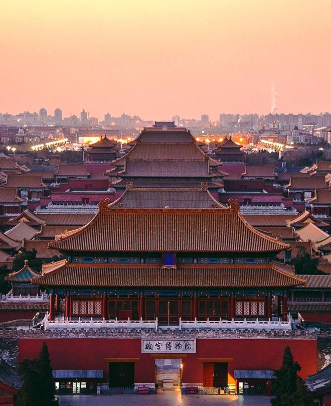 20 triệu dân Bắc Kinh sôi sục vì 1 người TQ dám nói Cố Cung