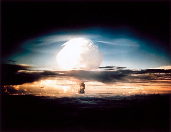 Triều Tiên thử bom H vượt giới hạn đỏ, chiến tranh hạt nhân sẽ xảy ra? - Ảnh 3.