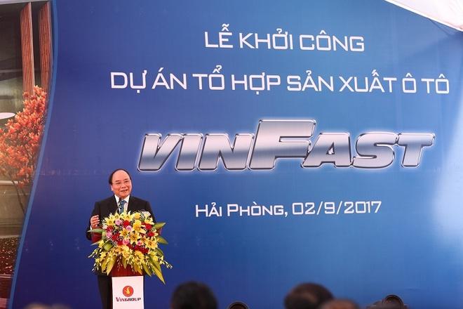 Vinaxuki, Vingroup, THACO và tỷ lệ nội địa hóa sản phẩm ô tô - Ảnh 2.