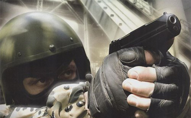 5 loại súng ngắn đặc biệt của đặc nhiệm và điệp viên Nga
