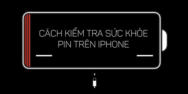 Dùng iPhone nhất định phải biết làm điều này để xem iPhone còn khỏe đến đâu - Ảnh 2.