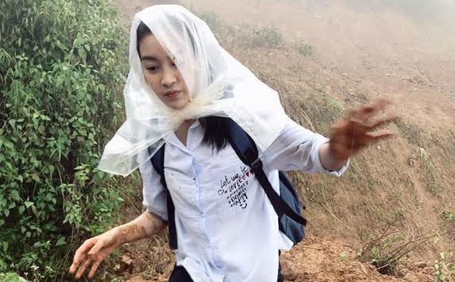 Đã liên lạc được với HH Đỗ Mỹ Linh sau khi bị cô lập trên vùng cao giữa cơn bão
