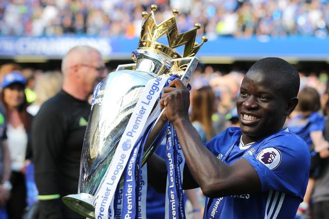 7 điều có thể bạn chưa biết về Kante, lá phổi hàng tiền vệ Chelsea - Ảnh 4.