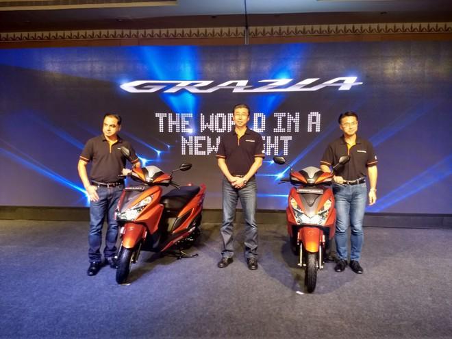 'Phát sốt' xe ga mới 'đẹp long lanh' giá chỉ 20 triệu đồng của Honda - Ảnh 2.