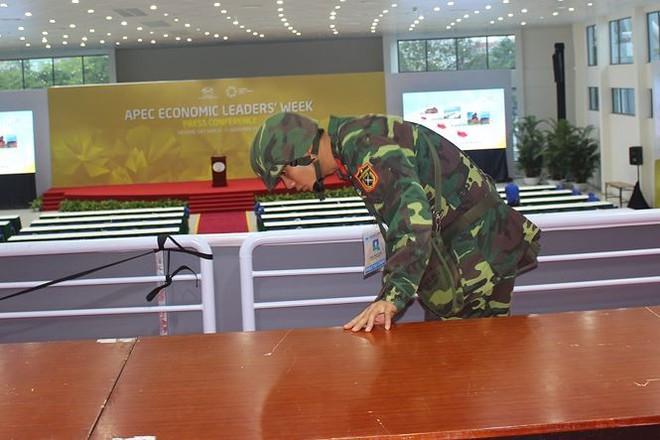 Công binh Việt Nam bảo vệ APEC 2017 như thế nào?  - Ảnh 3.