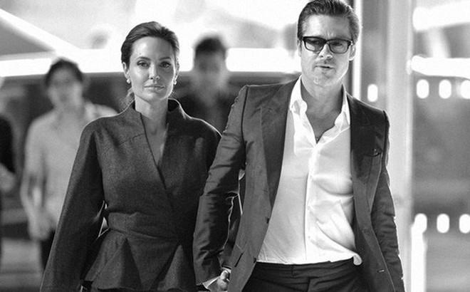 """Sau 1 năm """"đường ai nấy đi"""", Angelina Jolie lần đầu tiết lộ nguyên nhân chia tay Brad Pitt"""