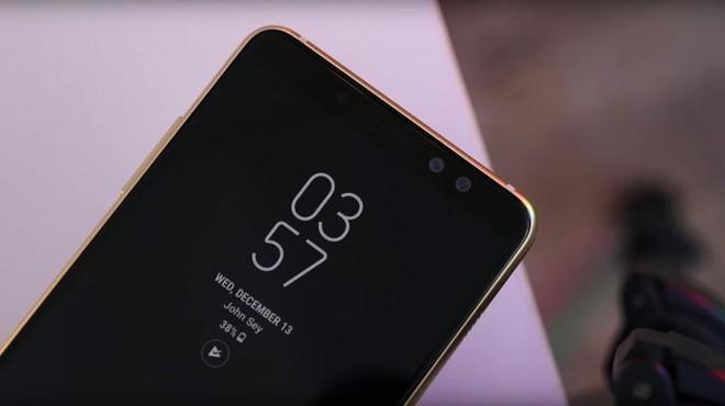Màn hình tràn viền, kháng nước IP68, camera selfie kép: Galaxy A8 và A8+ lại khiến người ta xôn xao  - Ảnh 3.
