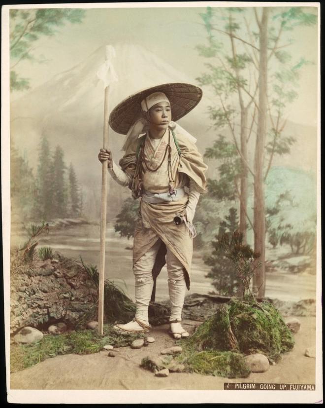 Cuộc sống Nhật Bản xưa qua những bức ảnh màu - Ảnh 22.
