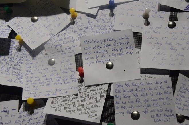 """Hàng vạn hạc giấy """"yêu thương"""" và lễ tri ân đầy dấu ấn về thầy Văn Như Cương - Ảnh 22."""