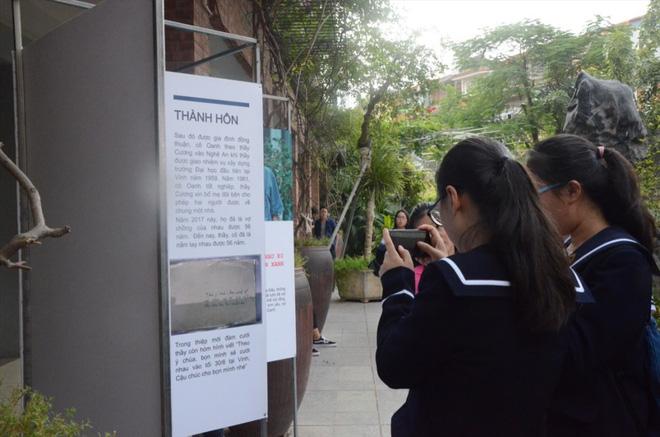 """Hàng vạn hạc giấy """"yêu thương"""" và lễ tri ân đầy dấu ấn về thầy Văn Như Cương - Ảnh 25."""