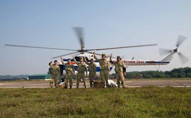 Bộ đội Đặc công nâng cao khả năng hiệp đồng tác chiến, đổ bộ đường không