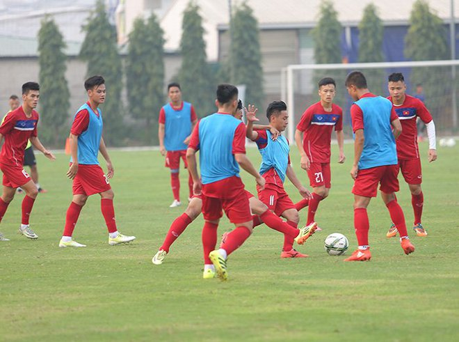 HLV Hoàng Anh Tuấn: U20 Việt Nam yếu nhưng có... chiêu ở World Cup! - Ảnh 4.