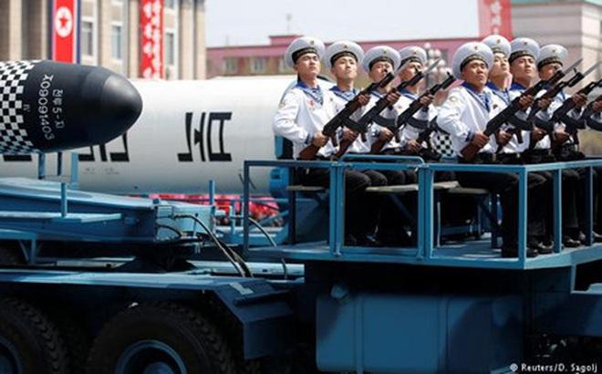 Mỹ sẽ phải đối mặt với sức mạnh quân sự Triều Tiên lớn cỡ nào?