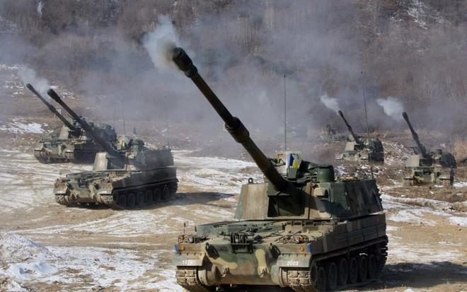Những vũ khí Hàn Quốc có thể đối phó với Triều Tiên - Ảnh 4.