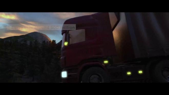 Xe tải đầu kéo được trang bị công nghệ tự động lái, không có chỗ cho con người, theo đúng nghĩa đen - Ảnh 4.